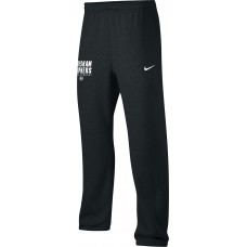 Gresham Cross-Country 21: Adult-Size - Nike Team Club Fleece Training Pants (Unisex) - Black