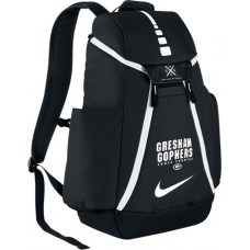 Gresham Cross-Country 25: Nike Elite Max Air Team 2.0 Backpack - Black