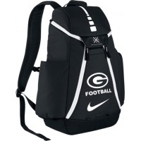 Gresham Football 25: Nike Elite Max Air Team 2.0 Backpack - with White G Logo