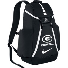 Gresham Football 25: Nike Elite Max Air Team 2.0 Backpack - with White G Logo