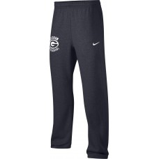Gresham High School 27: Adult-Size - Nike Team Club Fleece Training Pants (Unisex) - Anthracite
